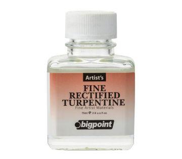Bigpoint Damıtılmış Terebentin 75 ml. (Fine Rectified Turpentine)