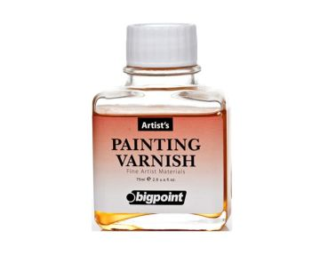 Bigpoint Boyama Verniği 75 ml. (Painting Varnish)