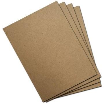 Kraft Kağıdı 140 gr A4 50'li Paket