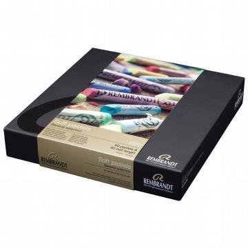 Rembrandt Soft Pastel Boya 60 Tam 60 Yarım 120 Renk Set