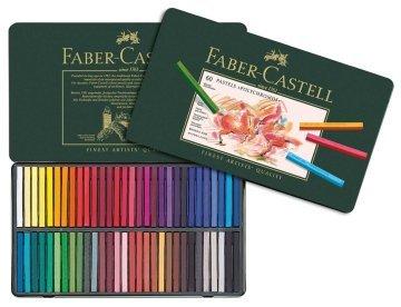 Faber Castell Polychromos Pastel Boya 60 Renk Metal Kutu