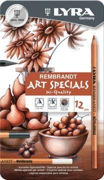 Lyra Rembrandt Art Specials 12'li Çizim Seti