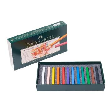 Faber Castell Polychromos Pastel Boya 12 Renk