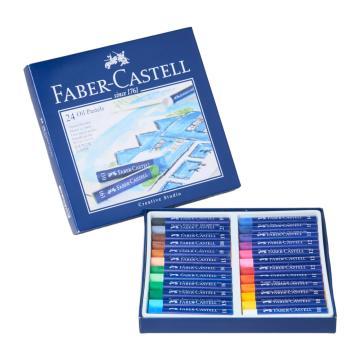 Faber Castell Creative Studio Yağlı Pastel Boya 24 Renk