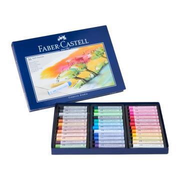 Faber Castell Creative Studio Toz (Soft) Pastel Boya 36 Renk Tam Boy
