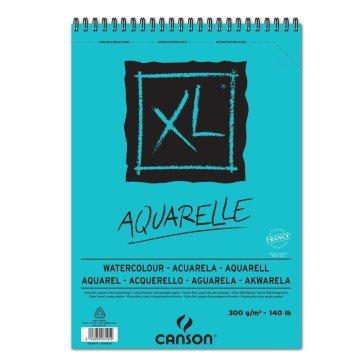 CANSON XL SPİRALLİ SULUBOYA BLOK 300 GR. A5 20 SAYFA