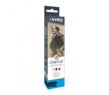 Lyra Charcoal Doğal Kömür Karışık 10'lu Kutu