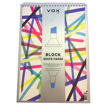 Vox Marker Çizim Defteri A4 70 gr 50 Sayfa