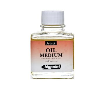Bigpoint Yağlı Boya Medyumu 75 ml. (Oil Medium)