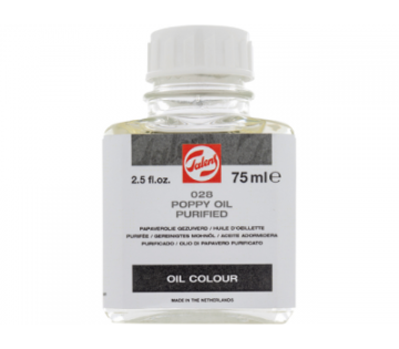 Talens Poppy Oil Purified 028 Saf Haşhaş Yağı 75 ml