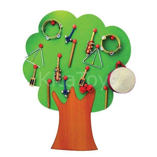 Müzik Köşesi Ağaç Modeli Okul öncesi Müzik Köşesi Kitatoysda