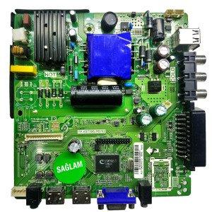 Yumatu Tv Main board Fiyatları - Tv Fabrikası