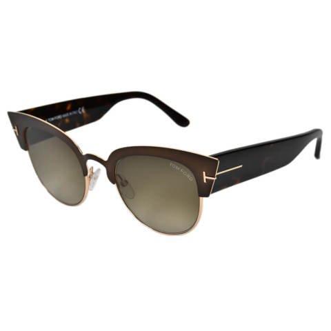 e7e12b8b84 Tom Ford Alexandra 02 TF607 50K 51 Güneş Gözlüğü ...