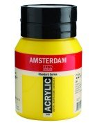 Amsterdam Akrilik Boya 500ml 268 Azo YellowLight