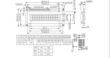Arduino ile Uyumlu LCD ve Tuş Takımı Shieldi Arduino
