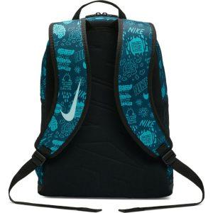 8a9fd7a2e8763 ... Nike Brasilia Printed Backpack Sırt Çantası Ba6068-304 Turkuaz ...
