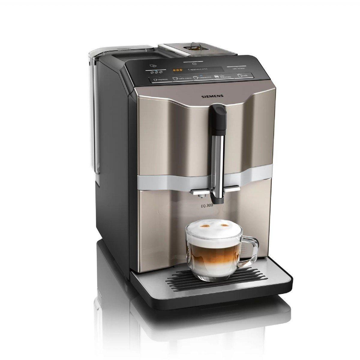 Siemens Tı353204rw Eq.3 Tam Otomatik Kahve Makinesi - SIEMENS - TEKNOGO