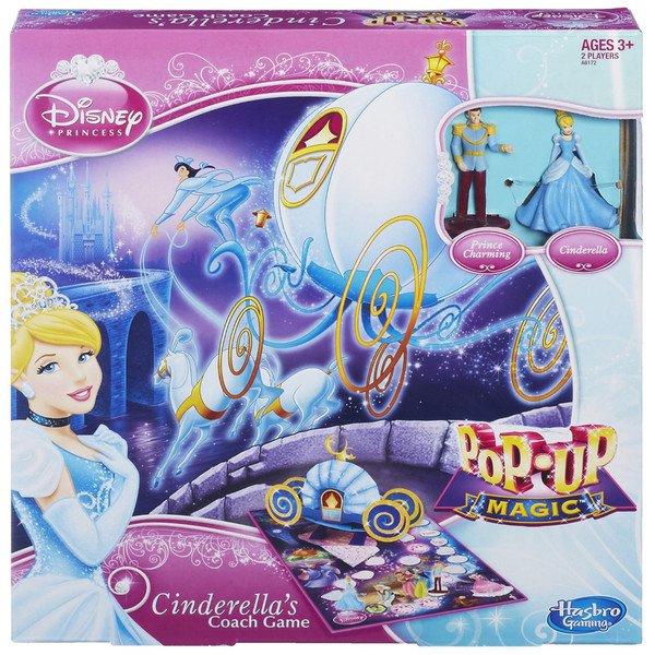 Disney Prenses Sindirella Nin Balo Arabasi Oyun Seti