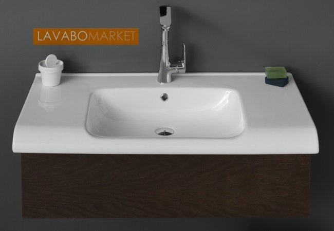 anova etajerli lavabo 100cm turkuaz seramik lavabo market banyo lavabo modelleri ve. Black Bedroom Furniture Sets. Home Design Ideas