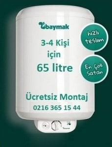 Aqua konfor 65 litre Termosifon