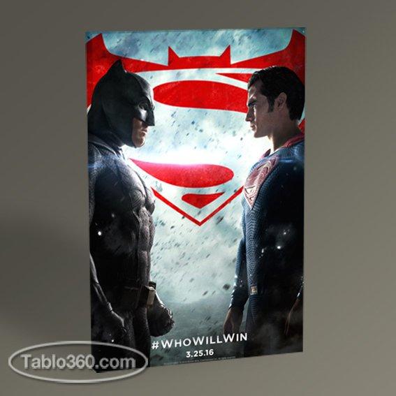 batman ve superman adaletin safagi film afisi