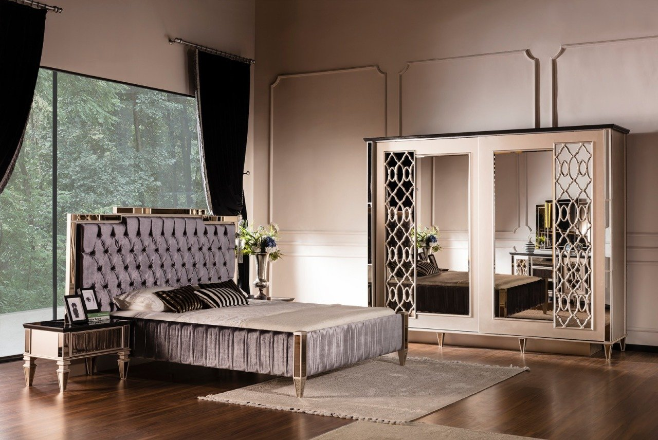 Grand yatak odas tak m karg l mobilya for Mobilya yatak odasi