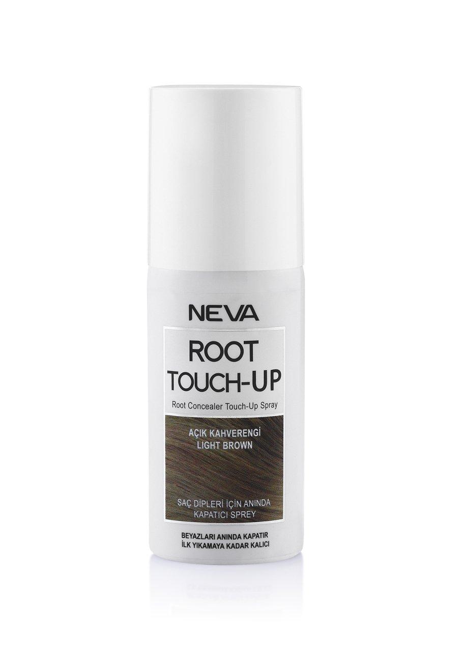 Root Touch Up Saç Dipleri İçin Anında Kapatıcı Sprey- Açık Kahverengi 75ml