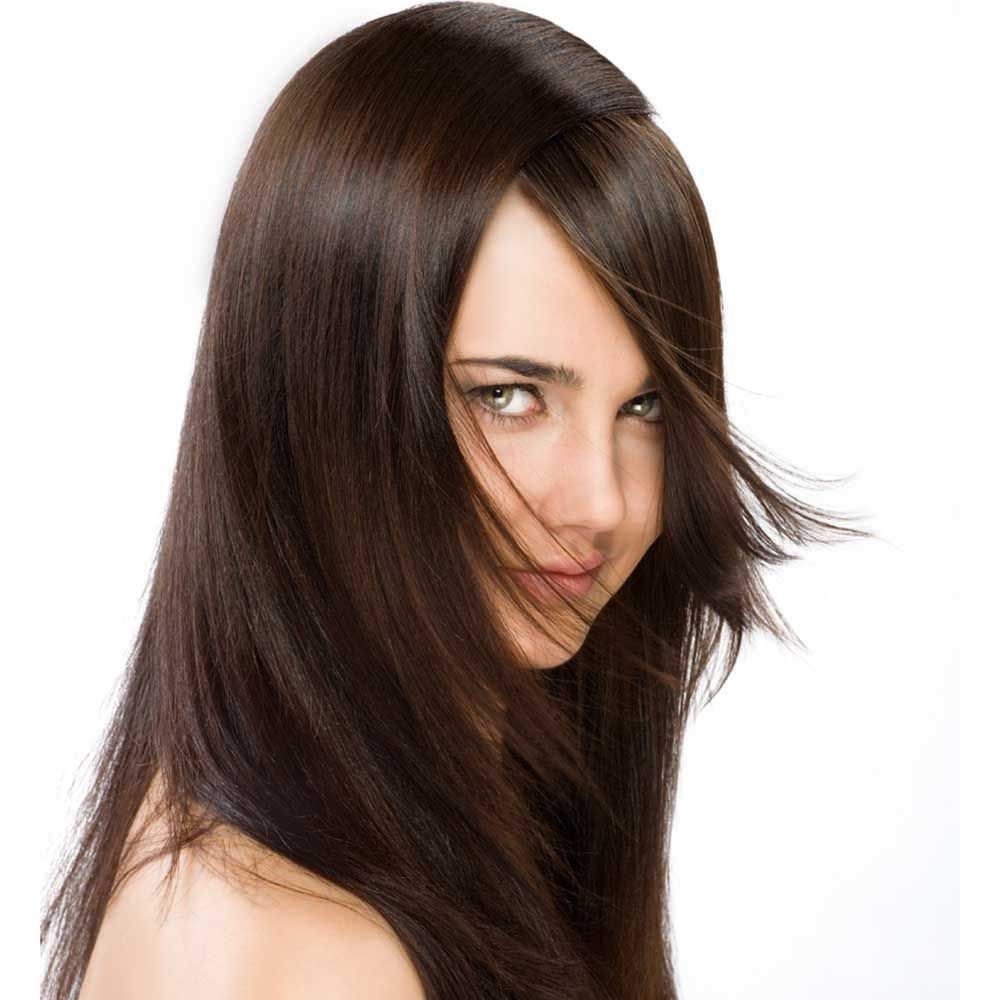 Doğal boyalarla boyama saçları