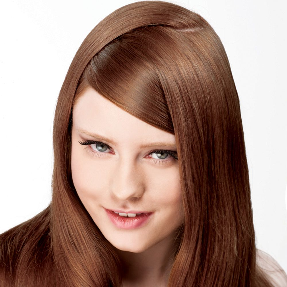 Çikolata Kahve Saç Rengi