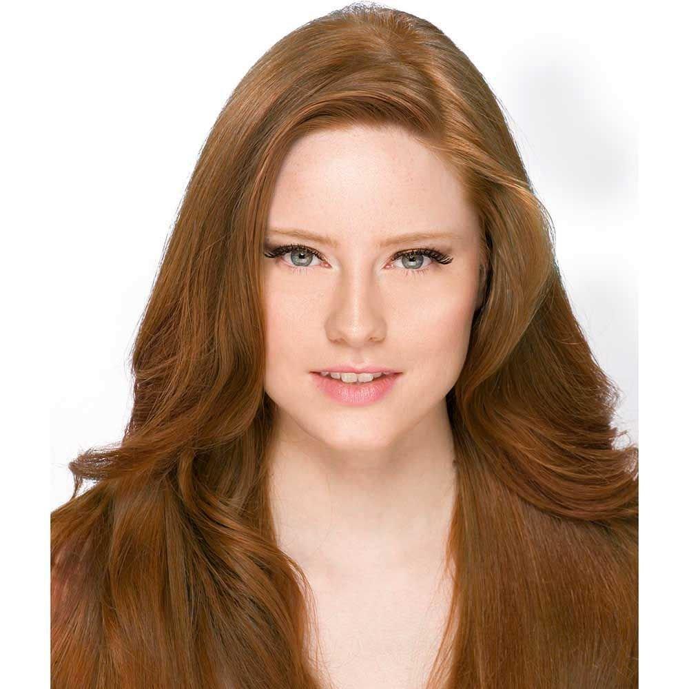 Karamel Saç Rengi
