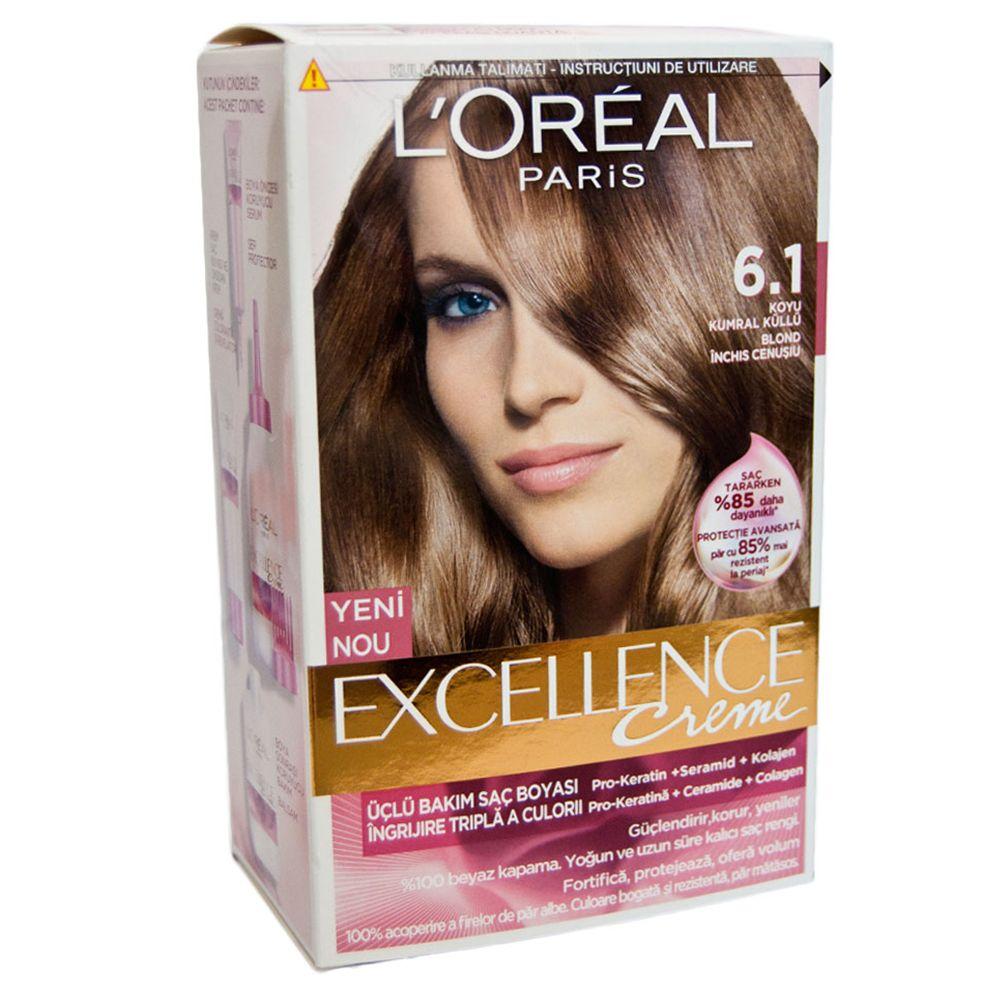 Loreal Saç Renkleri