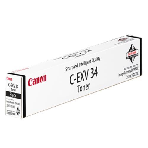 Canon EXV-34 Siyah Orjinal Toner IRC-2020-2030, CANON, 292