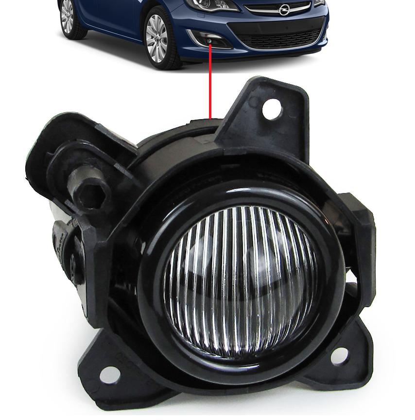 Opel Astra J Sis Farı SAĞ 2012 Model Sonrası Mercekli