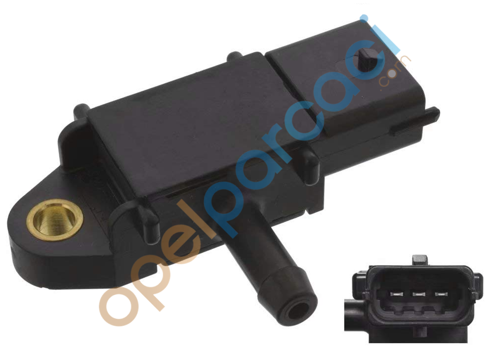 Opel İnsignia 2.0 Dizel Egzos Basınç Fark Sensörü Fae