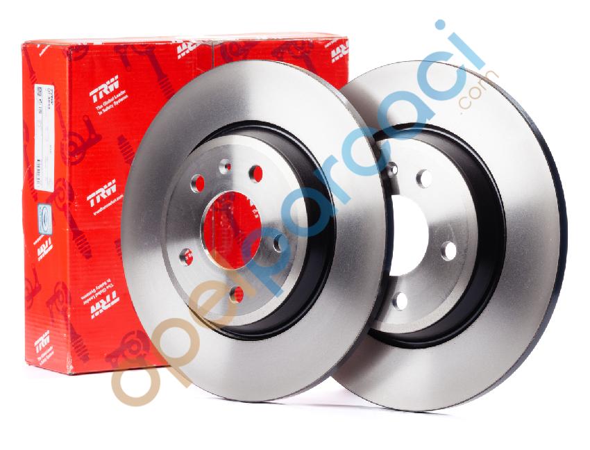 Opel Combo C Arka Fren Disk Takımı 4 Bijon Trw