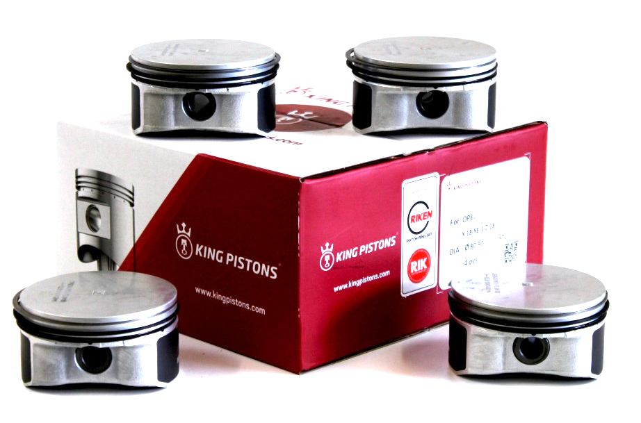 Opel İnsingnia 1.6 Turbo (A16LET) 0.50 Piston Sekman Takımı King Marka
