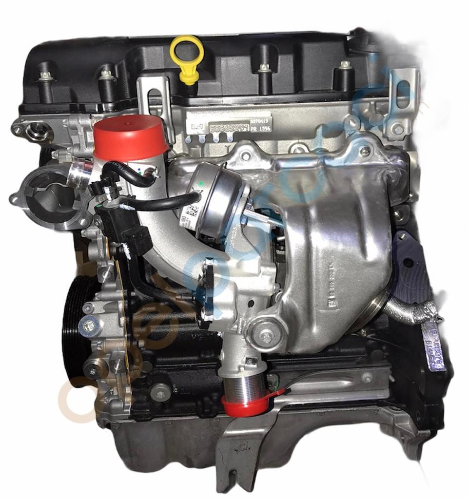 Opel Astra J 1.4 Turbo Komple Motor Sıfır Sandık