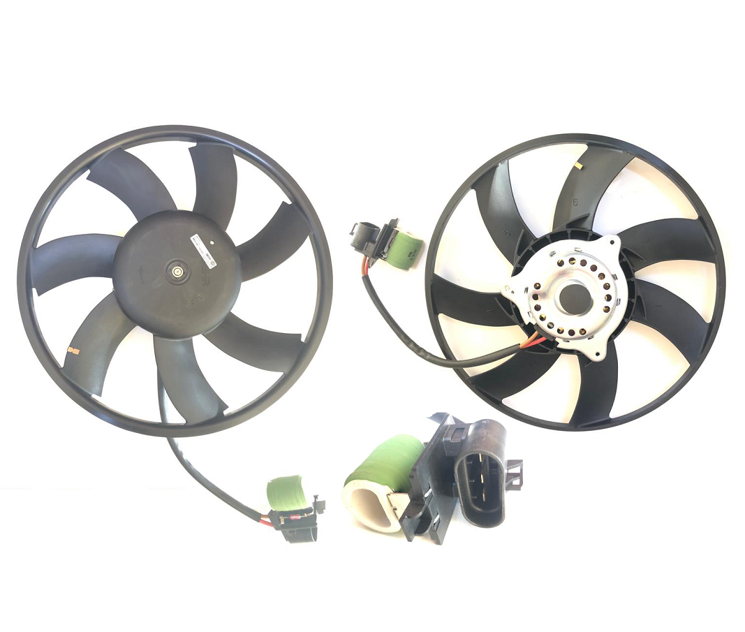 Opel Insignia A Otomatik Dizel Fan Motoru SAĞ BEHR