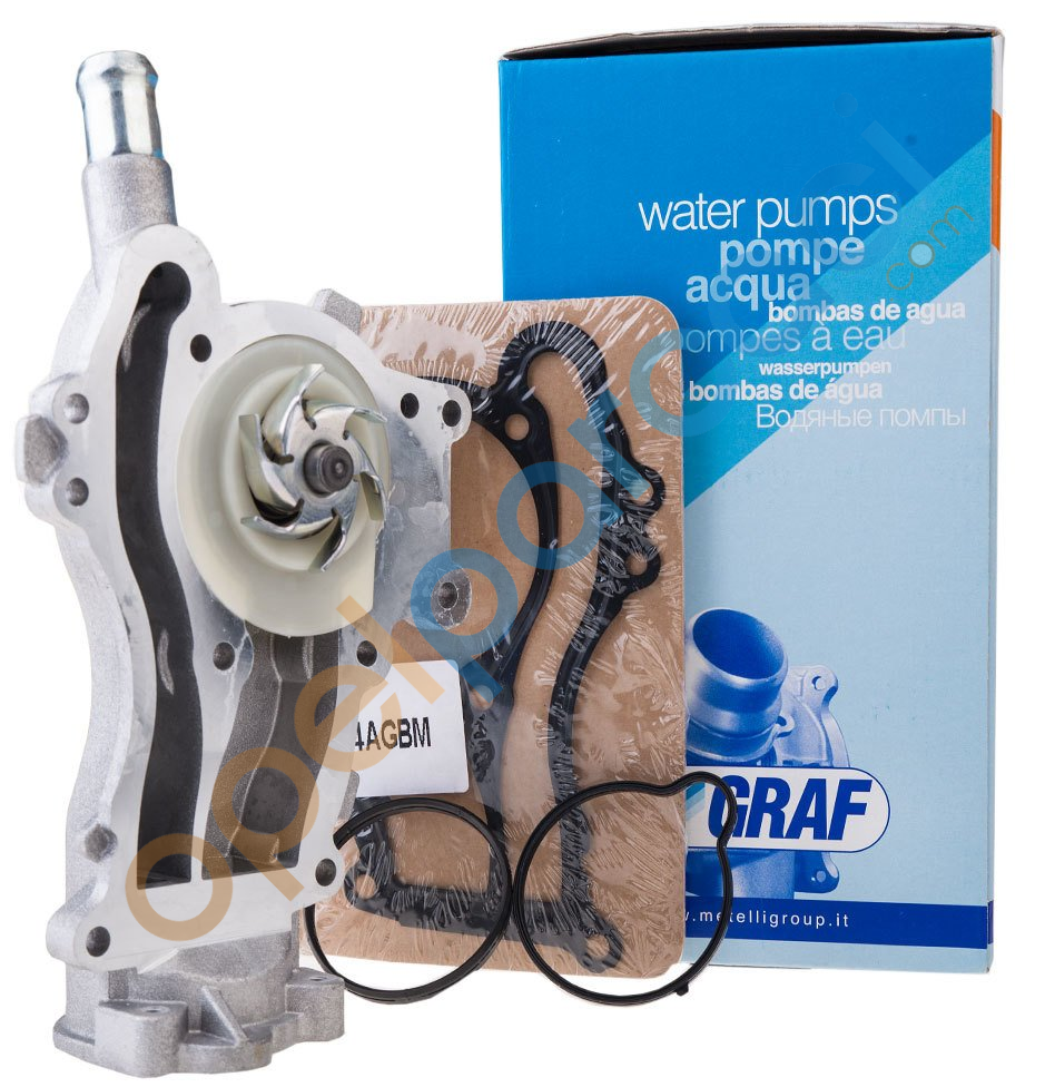 Opel Mokka Su Pompası Devirdaim 1.4 Motorlar GRAF