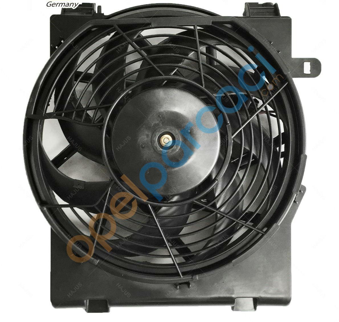 Opel Corsa C Klima Fan Motoru 1.0 - 1.2 - 1.4 Motorlar İTHAL