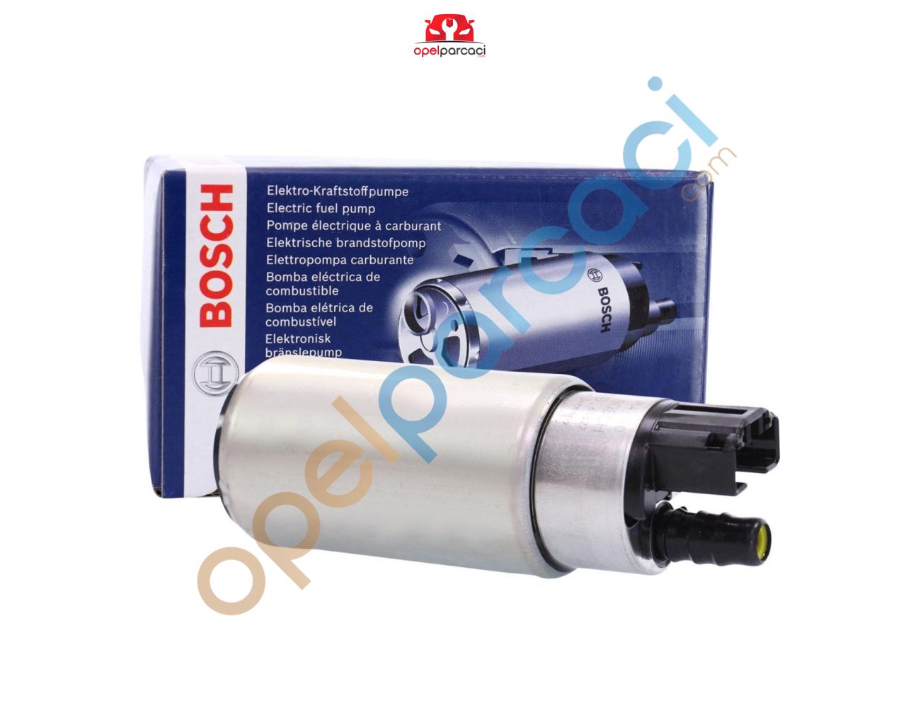 OPEL Astra G Benzin Pompası BOSCH 2001->