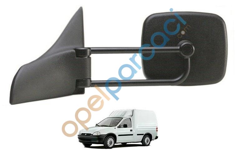 Opel Combo B Komple Dikiz Aynası Sol OEM