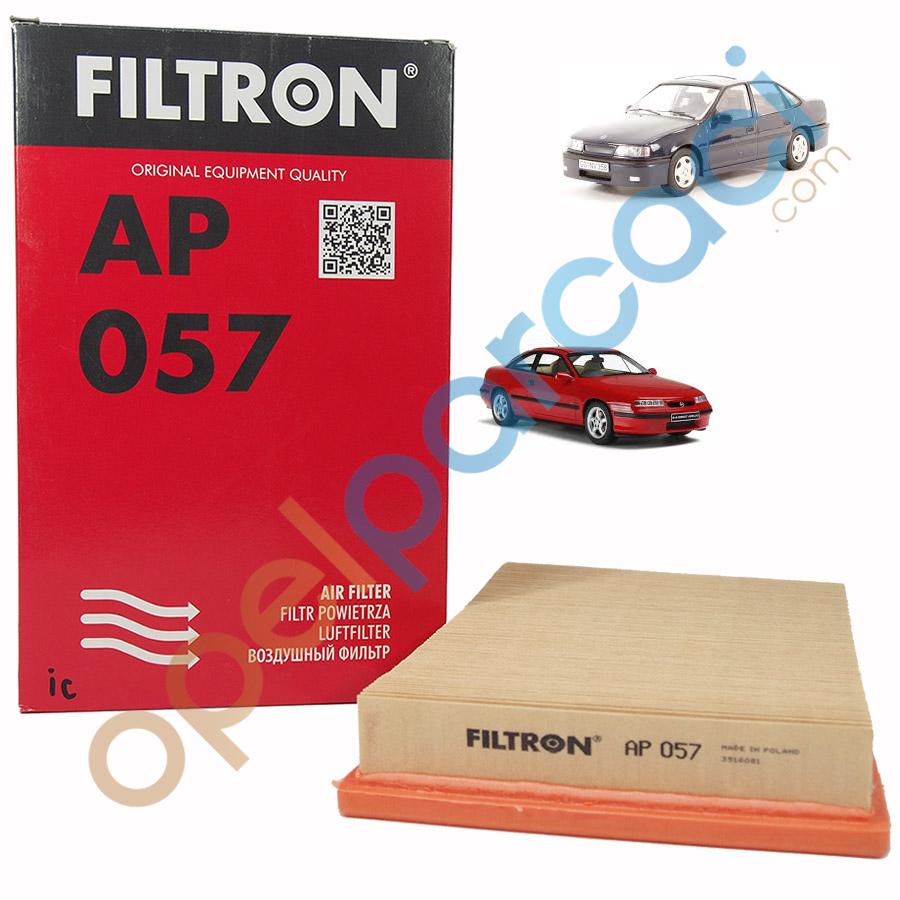 Opel Vectra A - Calibra Hava Filtresi Benzinli FILTRON