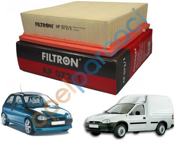 Opel Corsa B - Combo B Hava Filtresi Dizel FILTRON