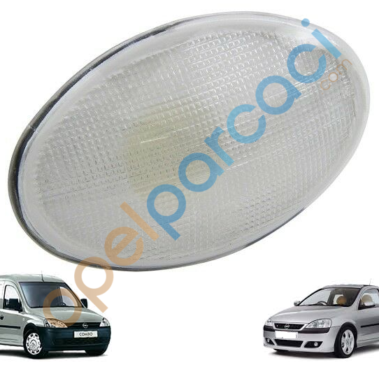 Opel Combo C Çamurluk Sinyali MUADİL