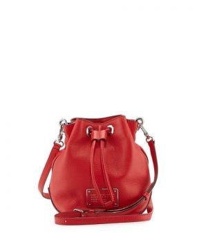 3f16ed9dd855a New Too Hot to Handle Bucket Bag - Çanta, Kırmızı - Çanta - Marc Jacobs