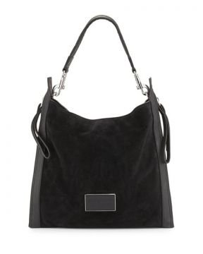 9d635de95a209 Top of the Chain Satchel Bag - Çanta, Siyah