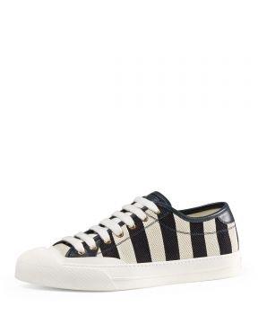 6d55b2f17af New Ace Hanging Tiger Leather Low-Top Sneaker - Ayakkabı