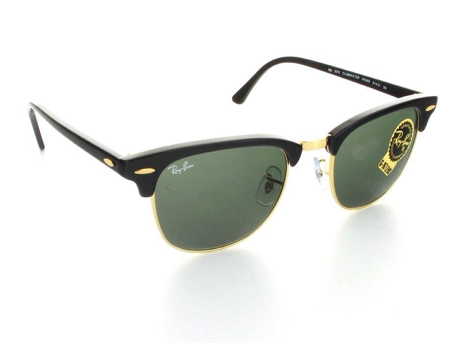 ray ban rb3016 w0365 clubmaster unisex güneş gözlüğü