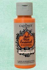Bal Kabağı Enamel Mat Hobi Cam Porselen Polyester Boyası 59